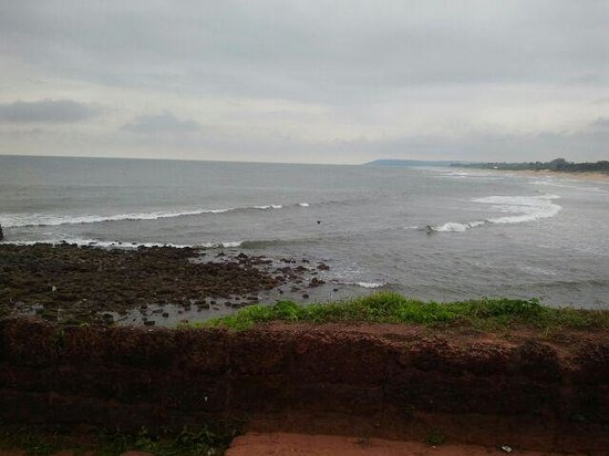 Goveia Holiday Homes: view goa