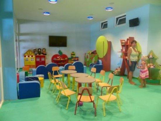 CampingIN Park Umag: Kinder-Club für die Kleinsten