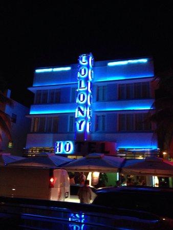 South Beach : Colony hotel