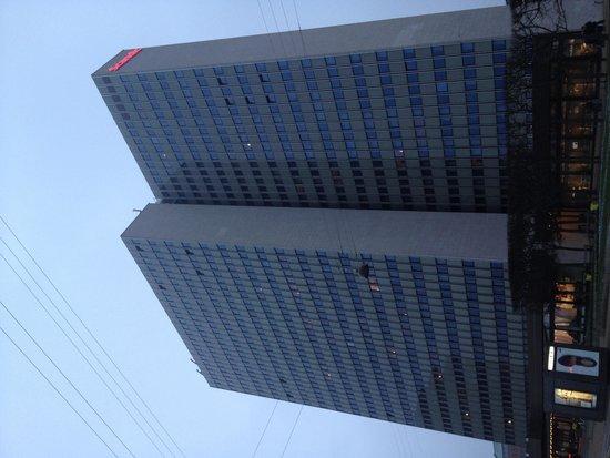 Scandic Copenhagen: Really big hotel