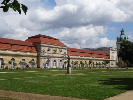 Grosse Orangerie Schloss Charlottenburg: Orangerie Charlottenburg