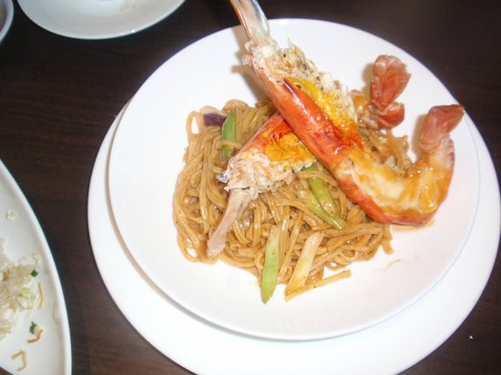 Kim Ma Restaurant: Fresh Prawn Mee