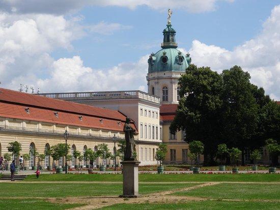 Grosse Orangerie Charlottenburg: Orangerie Charlottenburg