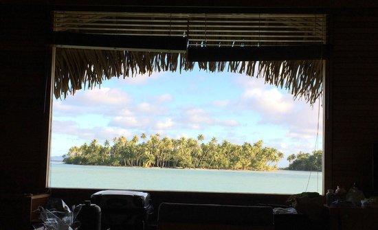 Le Taha'a Island Resort & Spa: TAHAA OVERWATER SUITE