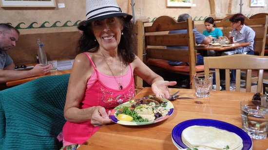 Big Sky Cafe: Having a marvelous lunch, we also had dinner the next day.  8/15/2014