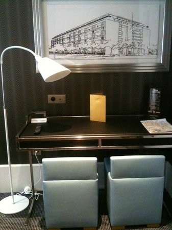 Hotel Baume: Bureau