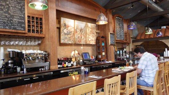 Big Sky Cafe Bar area - 8/15/2014
