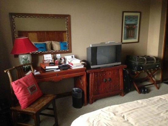 Auspicious Business Hotel: Auspicious Hotel Room