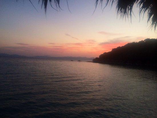 El Nido Resorts Apulit Island: Sunset
