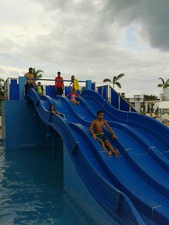 Hotel Riu Playa Blanca: Tabogan para Niños, Piscina para niños