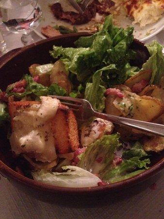 Le Relais Gascon: Salad Bernaise