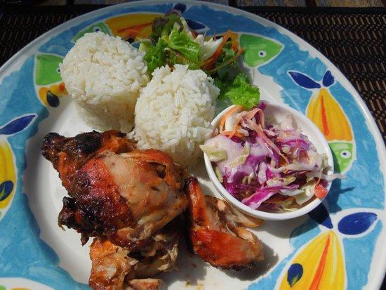 Sandals Royal Plantation: FOOD is delicious