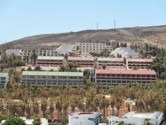 SBH Jandía Resort : vue chambre