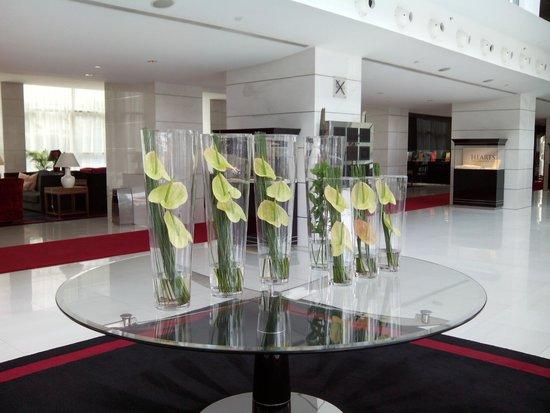 Sheraton Porto Hotel & Spa: Hall hotel