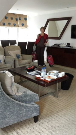 Radisson Blu Edwardian Grafton Hotel: Deluxe room