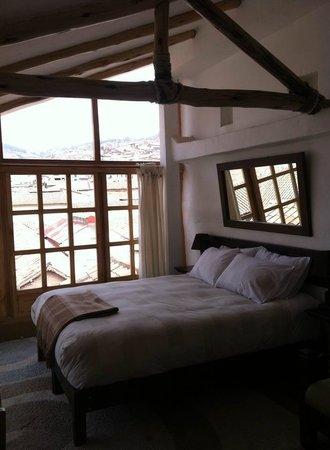 Samana Inn & Spa : Our room!