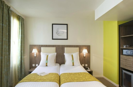 Holiday Inn Paris Opera-Grands Boulevards: Twin Room