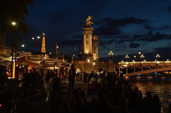Pont Alexandre-III : Pont Alexandre III