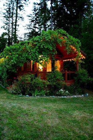 Wing Creek Resort: Cedarcrest cabin!
