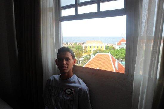 San Marco Hotel and Casino: vista desde la habitacion