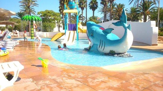 Cala Canutells, Spagna: Kids Splash Pool
