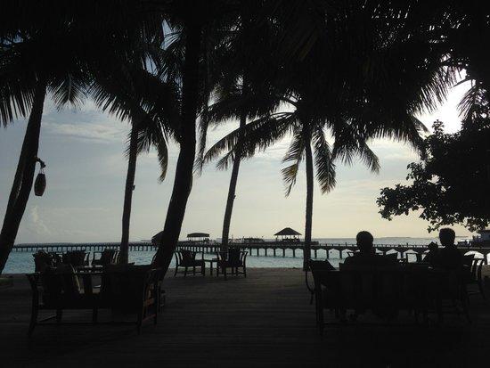 The Sun Siyam Iru Fushi Maldives: Hotel Grounds
