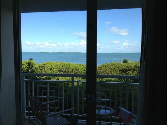 Hilton Key Largo Resort: View from Room 345