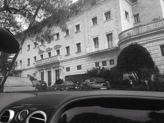 Hospes Maricel Mallorca & Spa: Grandioso edificio