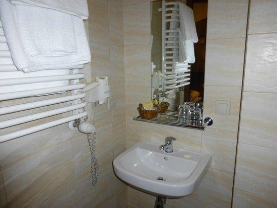 David Boutique Hotel: Bagno