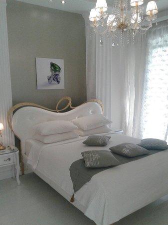 Athens Diamond Plus: Doble deluxe room