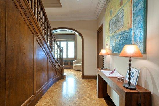 casa con estilo balmes corredor