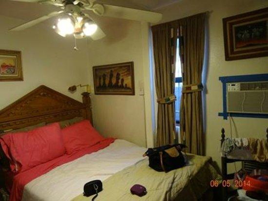 Zuni, Nuevo Mexico: Room no 3