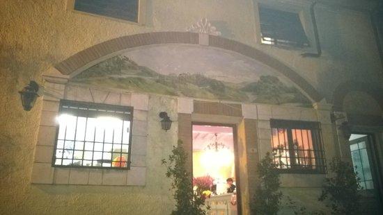 Le Tre Terrazze: Entrata ristorante