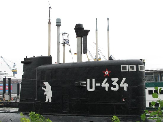 U-Boot Museum Hamburg