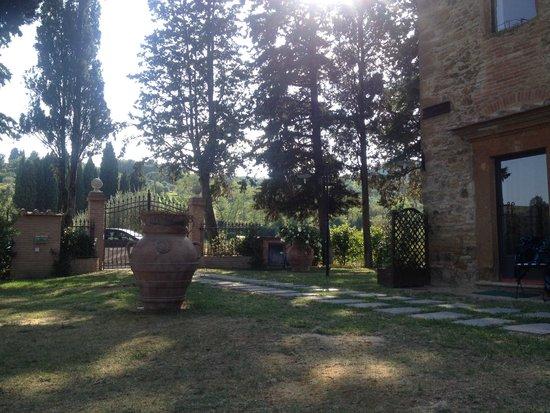 Il Castagnolo: Jardin