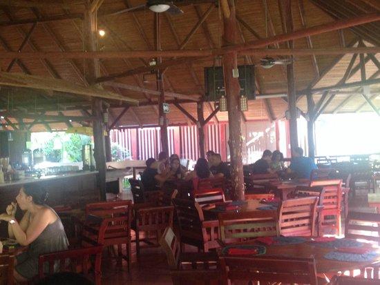 Restaurant & Bar El Rancho : zona principal