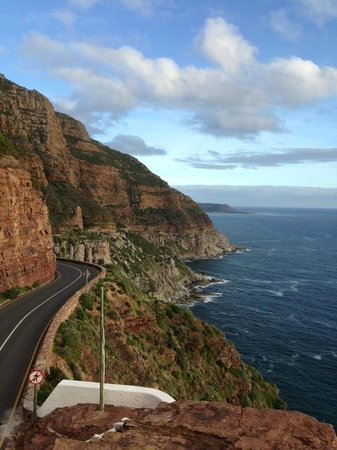 4 Cape Town Day Tours : Chapmans Peak Drive after Cape Point