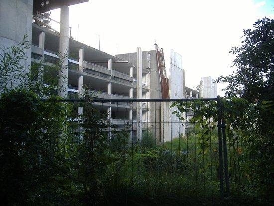 Dorint Hotel An der Kongresshalle Augsburg: Hotelparkhaus