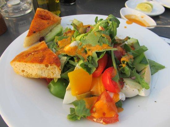 Marina Ristorante : salad