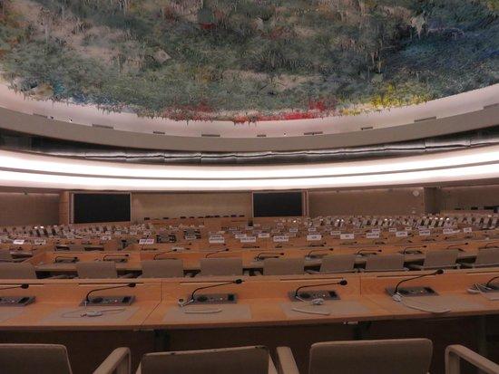 UNOG - Palais des Nations: UNOG