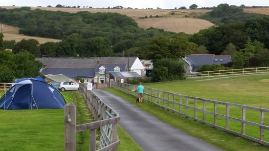 Whitewell Holiday Park : Whitwell holiday park