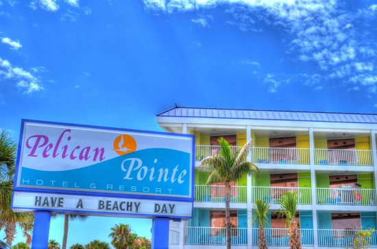 Pelican Pointe Hotel and Resort: Your Home Away From Home!