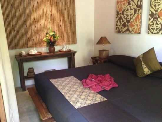Bali Mountain Retreat : Hotelkamer