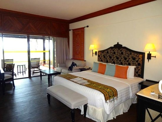 Nexus Resort & Spa Karambunai: chambre 7112