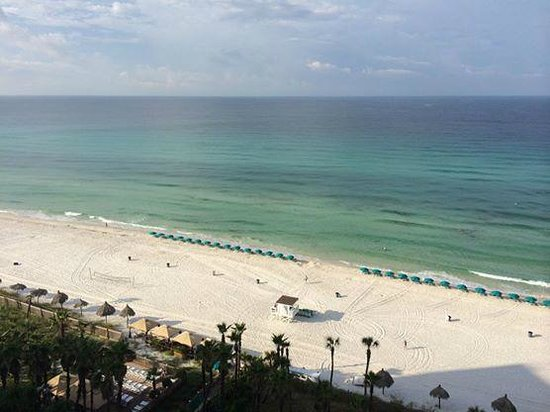 Holiday Inn Resort Panama City Beach: View from our balcony