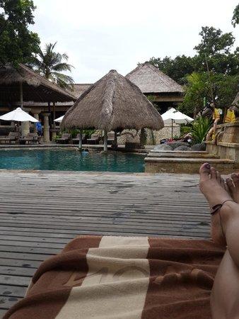 Novotel Bali Benoa: the pool