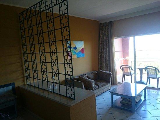 Falésia Hotel : Habitacion suite