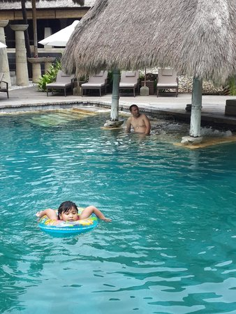 Novotel Bali Benoa : the pool