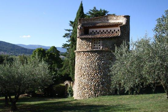 Moulin Fortune Arizzi : Le pigeonnier