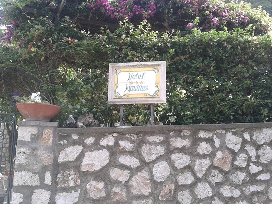 Hotel Nautilus : esterno hotel